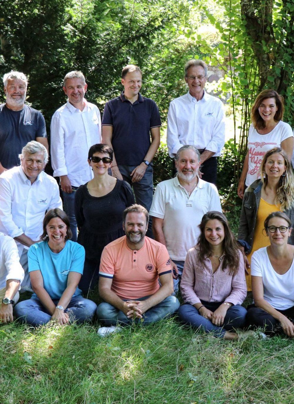 The SeaCleaners - photo equipe